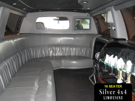 Hummer Limo Hire Taunton And Somerset. 16 Seater 4x4 ...